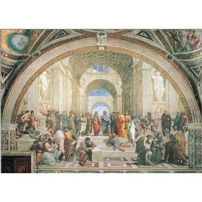 B&N Bien,Virgin Mary of Poligno   Sancio Raffaello   Puzzle de 500 Piezas
