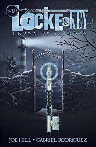Locke & Key Volume 3: Crown of Shadows: 03 (Locke & Key, 3)