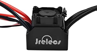 EcelledgeUpgrade Waterproof 3650 3900KV Brushless Motor with 60A ESC Combo Set for 1/10 RC Car Truck