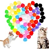 BIPY 20/Pack Soft Cats Toys Ball...