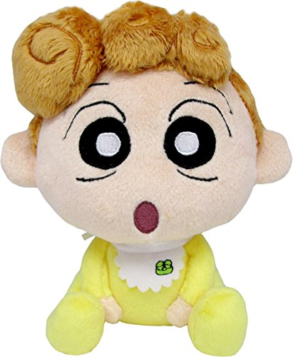 Crayon Shin-chan Himawari (S) stuffed toy height 14cm by Sanei