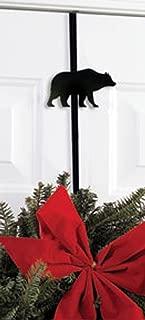 Iron Bear Christmas Hoiday Wreath Hanger - 13