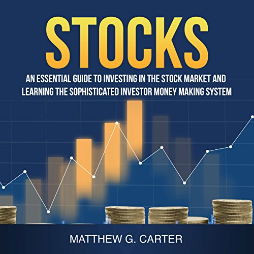 Stocks audiobook cover art
