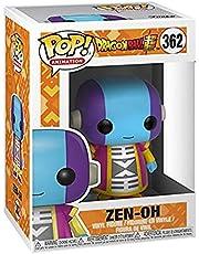 Dragon Ball Pop Vinyl N362 Anime Dragon Ball Z 10 Cm Zen'Ō Q Version Actionfigur Samlingsmodell