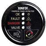FIREBOY SYSTEMS Propane Detector W/Sensor&Valve