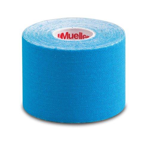MUELLER Kinesiology Sport-Tape, 5cm x 5m, Farbe: türkis