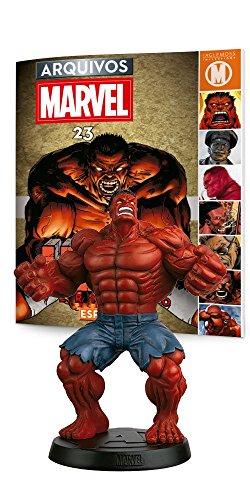 Hulk Vermelho - Marvel Fact Files. 23