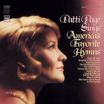 Sings America's Favorite Hymns