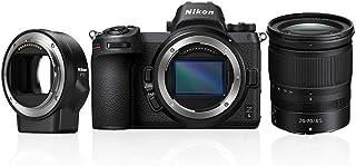 Nikon Z6+24-70 mm f4+FTZ Adapter Kit DSLR Kamera