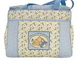 Classic Winnie The Pooh Disney'Honey Pots' Baby Large Tote Diaper Bag