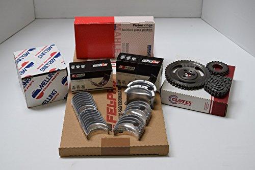 Ford 289 302 Engine Kit Rings+bearings+ Oil Pump+Timing 1963 64 65 66 67 68 69 70 71 72 73