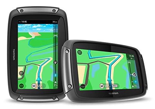 TomTom-GPS-Moto-Rider-Kartenbild-und-Traffic-Lebenslang