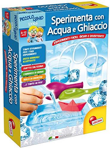 Lisciani Gioch Piccolo Genio Experimente mit Wasser und EIS Mehrfarbig