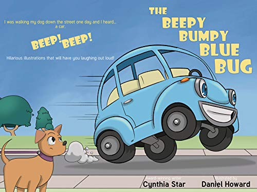 The Beepy Bumpy Blue Bug by Star, Cynthia ebook deal