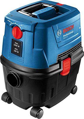ボッシュ(BOSCH)集じん機乾湿両用ブロワ機能5mコードフィルター清掃スイッチGAS10