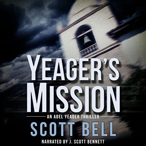 Yeager's Mission audiobook cover art