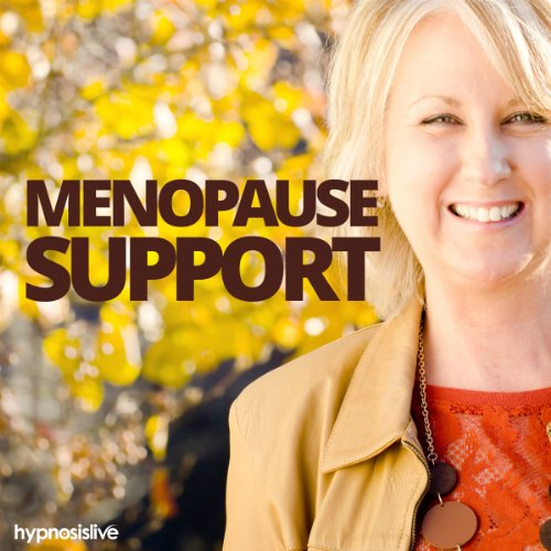 Menopause Support Hypnosis cover art