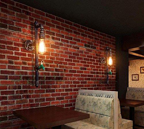 WY-YAN Hotel Cafe Bar Living Room lámpara de Pared, lámparas de decoración de la Pared, la Pared del Estilo Americano de la lámpara/lámpara de Cafe