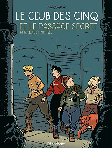Le Club des 5 T2: Le passage secret