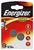Set 8Batterien Energizer CR2016–4Blister a