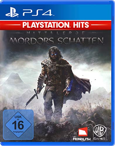 Mittelerde: Mordors Schatten - PlayStation Hits - [PlayStation 4]
