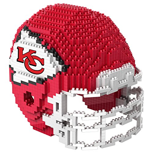 Kansas City Chiefs 3D Brxlz - Helmet