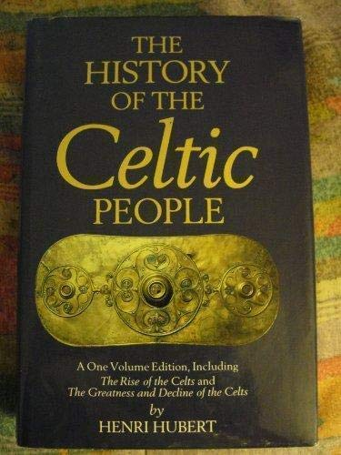 History of the Celtic People