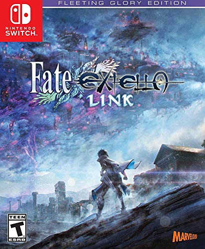 Fate/EXTELLA Link - Fleeting Glory Limited Edition 2 for Nintendo Switch