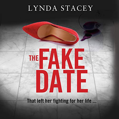 The Fake Date audiobook cover art