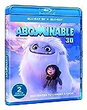 Abominable (Blu-ray 3D + BD) [Blu-ray]