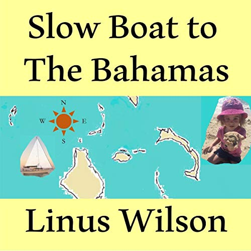 Slow Boat to the Bahamas audiobook cover art