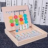 Zoom IMG-2 ocobudbxw montessori educazione giocattoli di