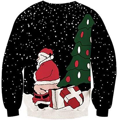 Xmas Pullover Weihnachtsmann