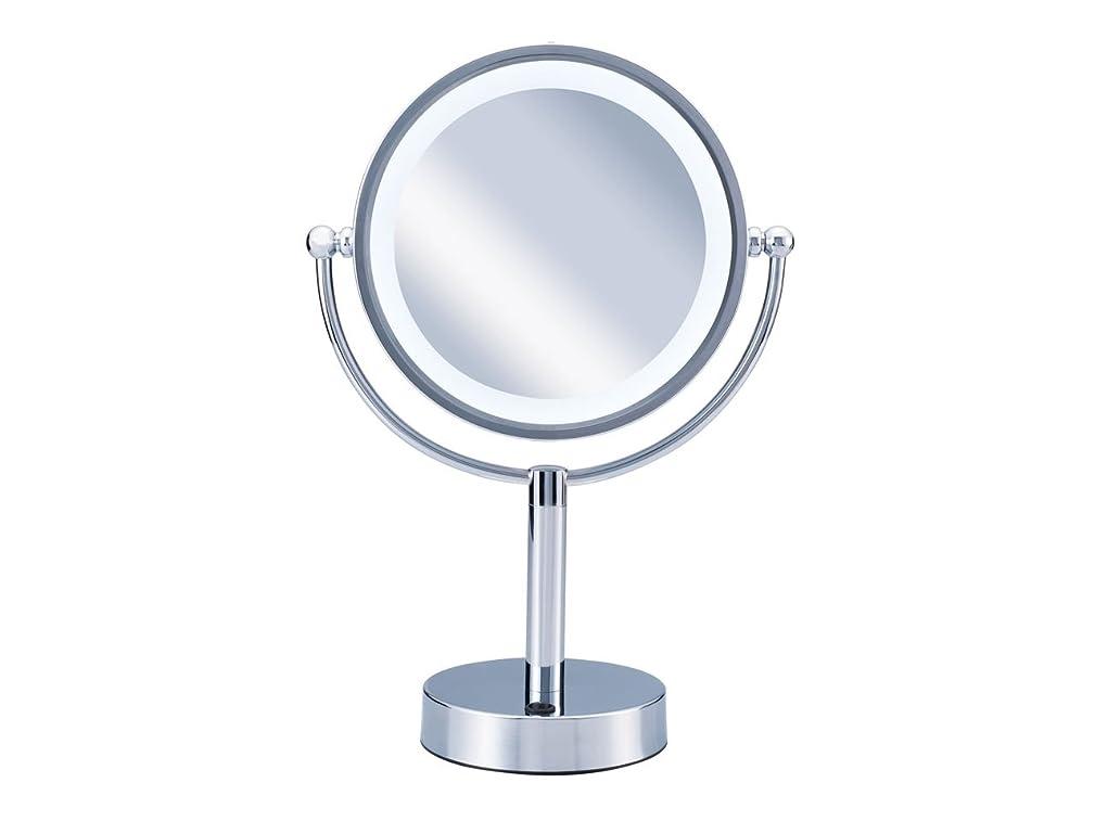 デンマーク語市の花バターコイズミ 拡大鏡 LEDライト付き 1倍/5倍 KBE-3000/S