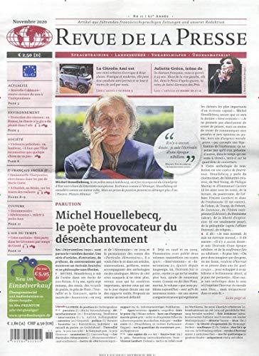 Revue de la Presse [Abonnement jeweils 12 Ausgaben jedes Jahr]