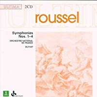 Roussel: Symphonies 1-4 by Roussel