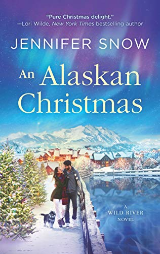 An Alaskan Christmas book cover