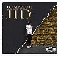 JID(Dicaprio Ii)2018アルバムカバーポスター絵画ウォールアートプリントキャンバスホームリビングルームインテリアギフト-60x60cmフレームなし