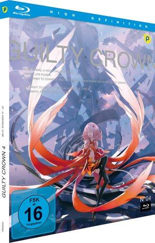 Guilty Crown - Vol. 4 - [Blu-ray]