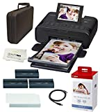 Best Portable Compact Printers - Canon SELPHY CP1300 Wireless Compact Photo Printer Review