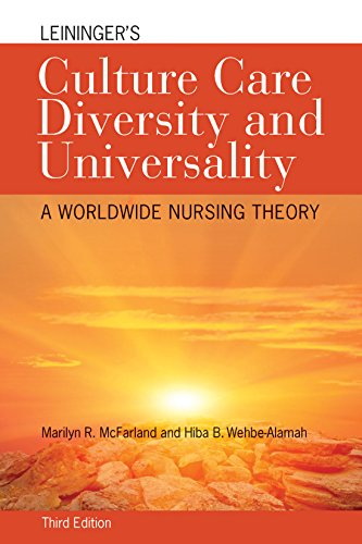51O8Tsic+TL - Leininger's Culture Care Diversity and Universality: A Worldwide Nursing Theory (Cultural Care Diver