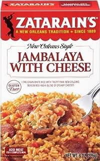 Zatarain's New Orleans Style Mixes Jambalaya Mix with Cheese, 8 oz by Zatarain's