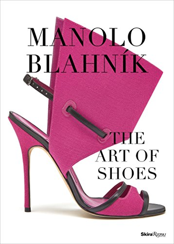 Image of Manolo Blahnik: The Art of Shoes