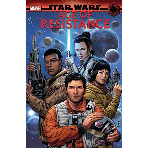 Star Wars: Age Of Resistance (Star Wars: Age Of Resistance (2019)) (English Edition)