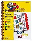 Go, Einstein, go!: Übungsbuch: Das bin ich!: Farbe, Formen, Mengen, Zahlen: Das neue Lernsystem: Spielen und Lernen mit der perfekten Selbstkontrolle ... und Lernen mit der perfekten Selbstkontrolle)