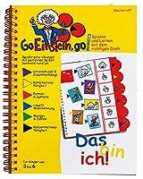 Übungsbuch 1 DIN A 5 'Das bin ich' - Farben, Formen, Mengen, Zahlen. Stabile Qualität Anhand von Bildern aus der nächsten Umgebung Üben die Kinder Muster und Figuren zu erkennen verbunden mit einer einfachen Selbstkontrolle, schafft Sicherheit und Se...