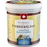 SwissMedicus - Bálsamo de caballo forte – efecto frío - de 500 ml - que contiene extractos de 25...
