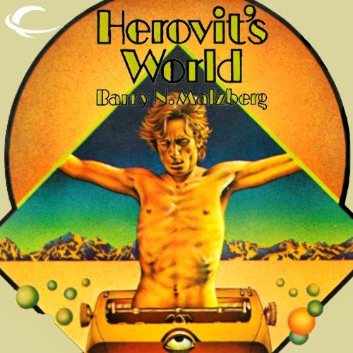 Herovit's World audiobook cover art
