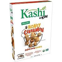 10-Pack Kashi by Kids Organic Honey Cinnamon Cereal 10.8Oz Box