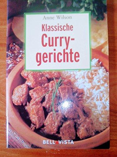 Klassische Currygerichte. Mini-Kochbücher